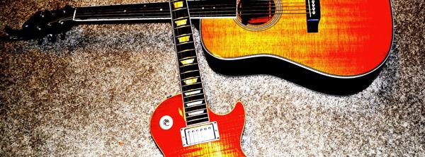 guitare rnb